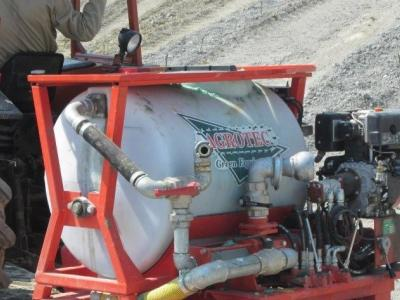 HYDROSEEDING MACHINES AND EQUIPMENT